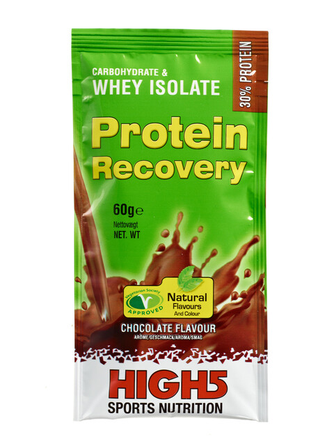High5 Protein Recovery Drink Sports Nutrition Chocolate 60g